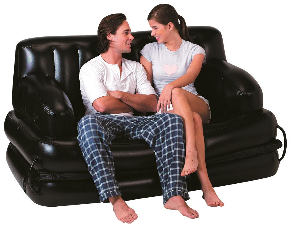Bestway Air Couch Double MULTI 5v1 s kompresorem