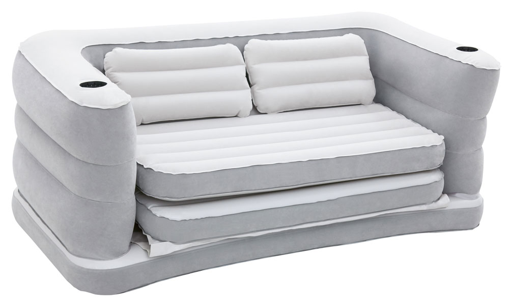 Bestway Air Couch Multi Max II dvoulůžko 200 x 160 x 64 cm