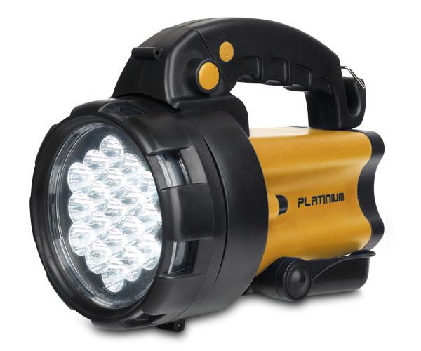Platinium Aku LED svítilna LS19