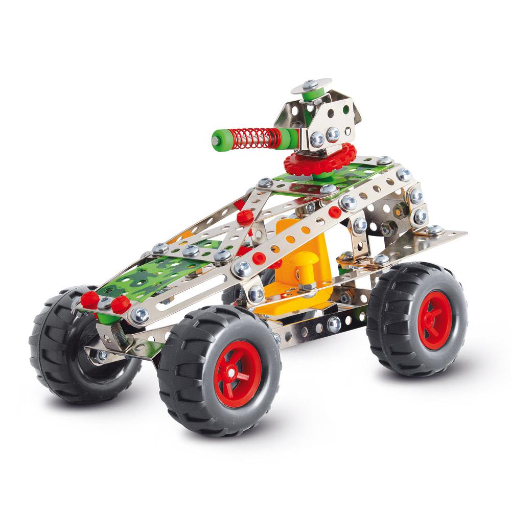 Kids World Stavebnice MARS auto 226 ks