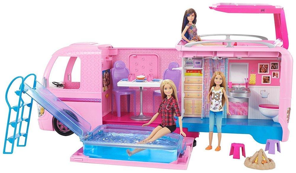 Mattel Barbie karavan snů FBR34