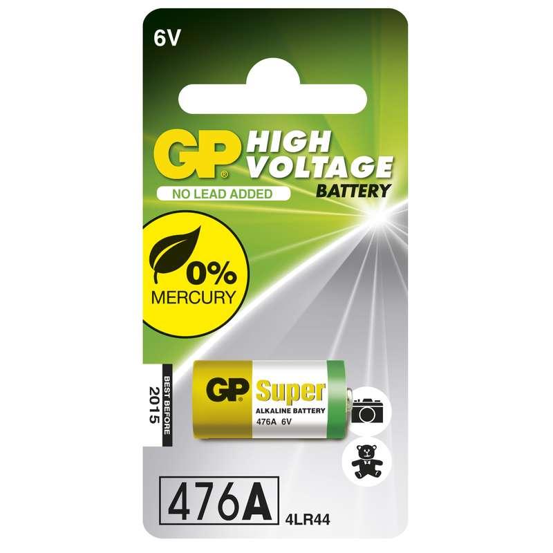 GP Batteries Alkalická baterie GP 476AF, 1ks, blistr