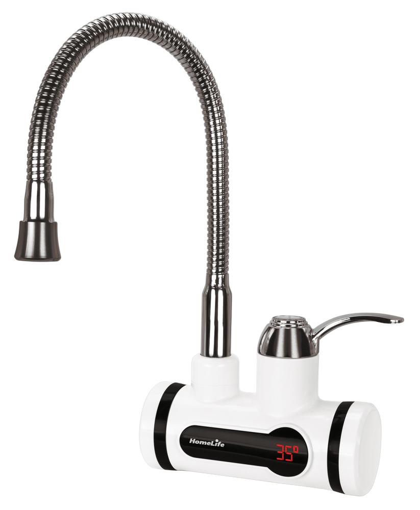 HomeLife Baterie s elektrickým ohřevem vody WALL DIGITERM FLEXI SDR-10C-3