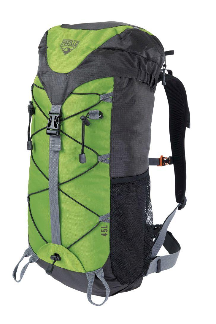 Bestway 68025 batoh Quari zelený 45 l