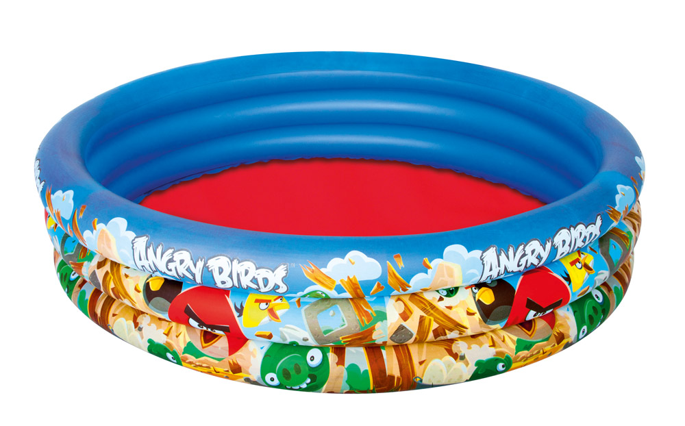 BESTWAY Angry Birds set 152x30 cm