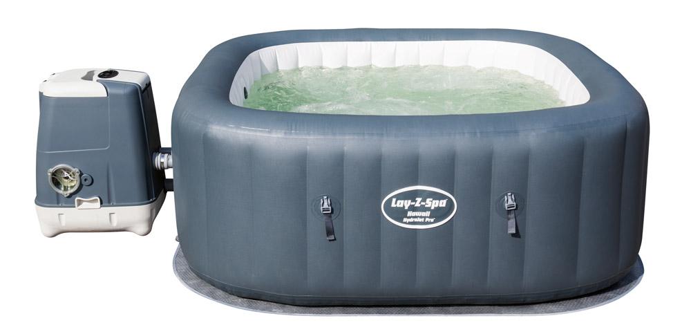 Bestway Vířivý bazén Lay-Z-Spa Hawai HydroJet Pro 1,8 x 1,8 x 0,71 m - 54138