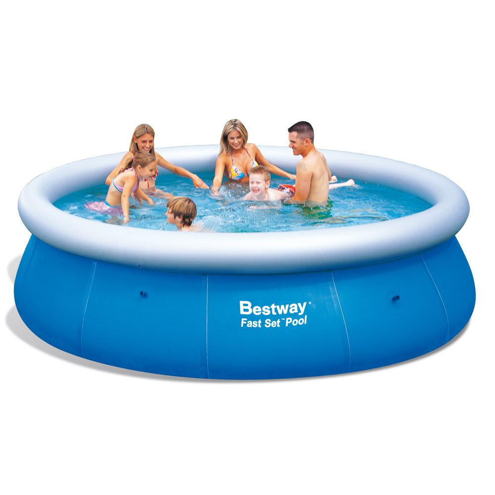 Bestway Bazén Fast Set 3,66 x 0,91 m - 13878