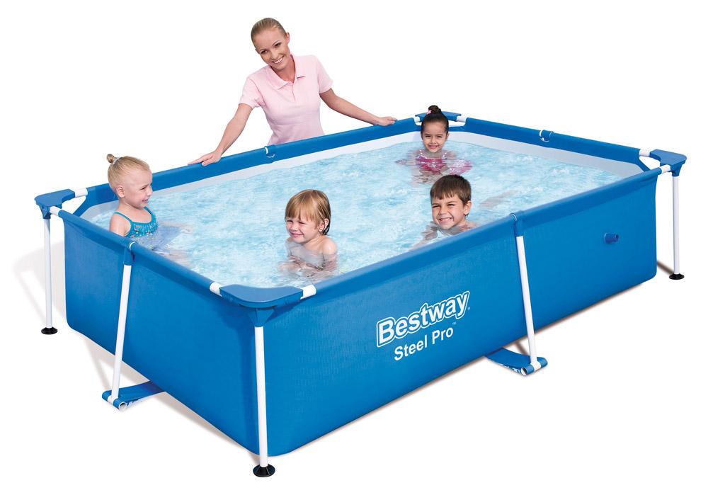 Bestway Bazén Steel Pro Frame Splash 2,39 x 1,5 x 0,58 m - 56402