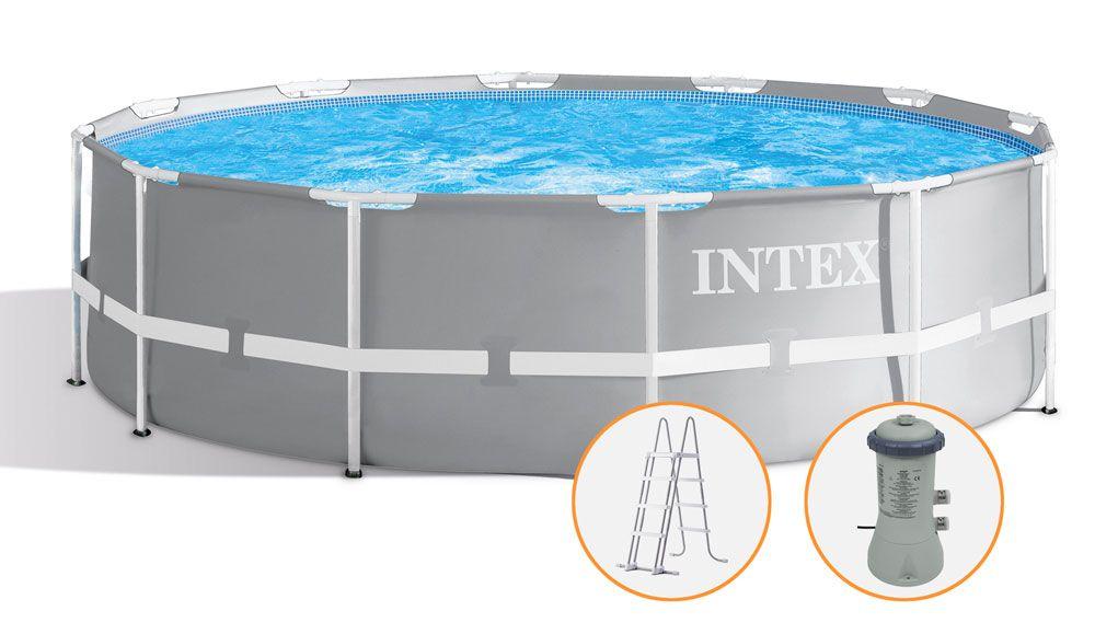 Intex Bazén Prism Frame Set 366 x 99 cm - 26716NP