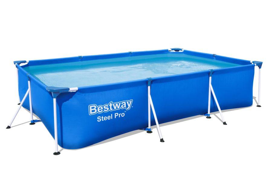 Bestway Bazén Steel Pro 2,59 x 1,7 x 0,61 m - 56403