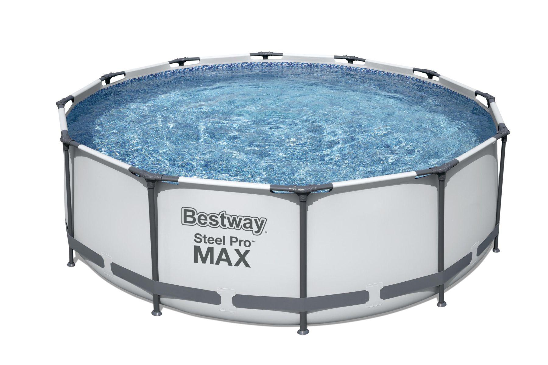 Bestway Bazén Steel Pro Max 3,66 x 1 m - 15511