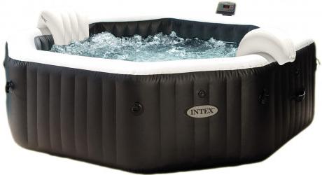 Intex Vířivý bazén PureSpa Jet & Bubble Deluxe Octagon - 28458