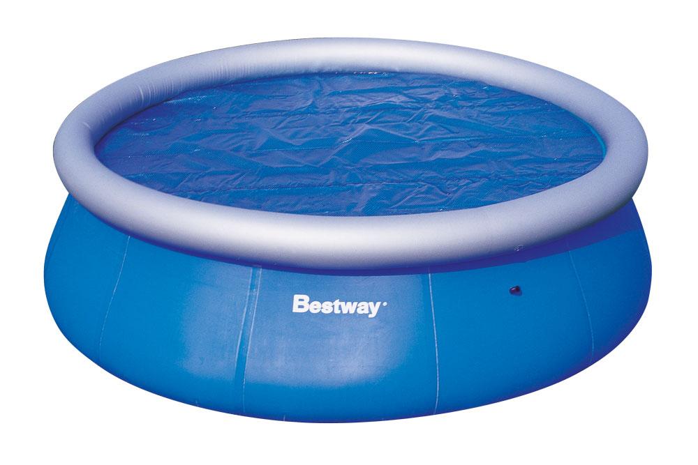 Bestway 58065 solární plachta 3,81 m na bazén 4,57 m
