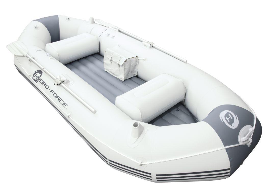 Bestway 65044 Nafukovací člun Marine Pro 3 Set - 291 x 127 x 46 cm