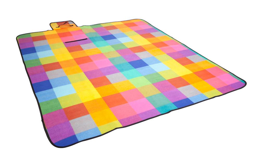 HomeLife Pikniková deka 130 x 150 cm