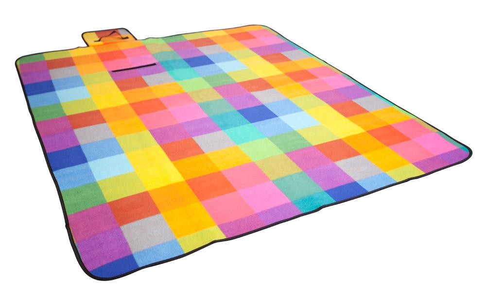 HomeLife Pikniková deka 150 x 180 cm
