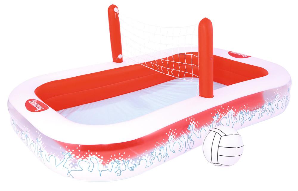 Bestway Dětský bazén volejbal 253 x 168 x 97 cm