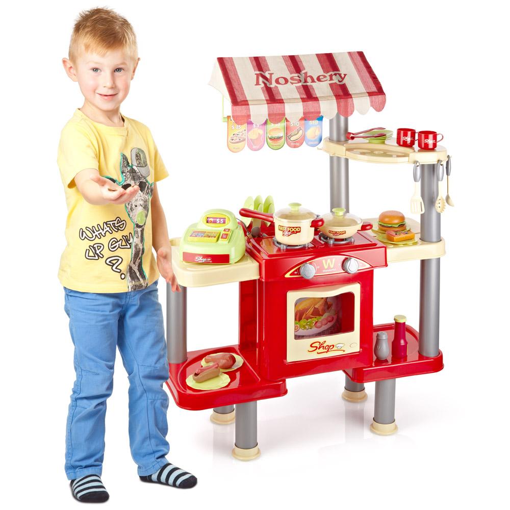 Kids World Dětský stánek s občerstvením