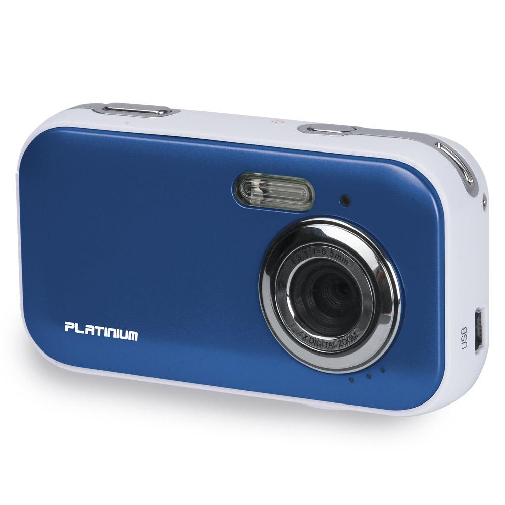 Platinium Digitální fotoaparát + kamera 3v1 XHDC015