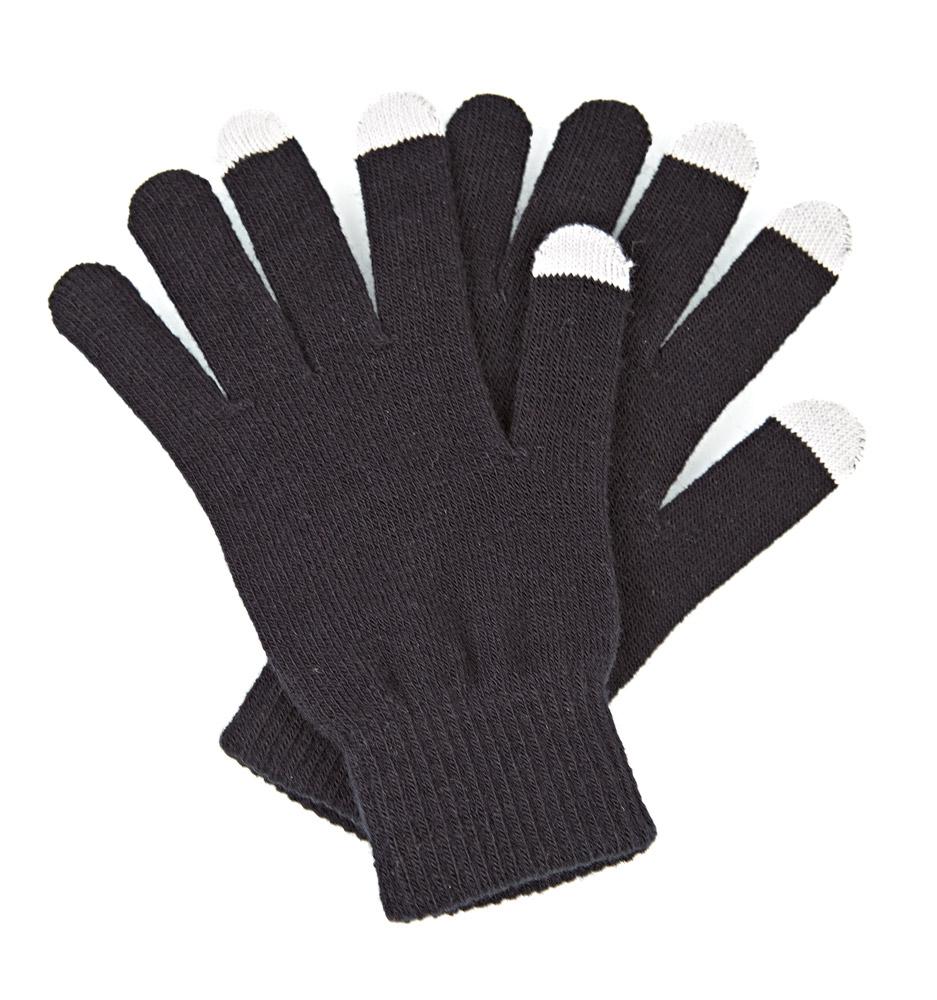 HomeLife Zimní rukavice na dotykové displeje