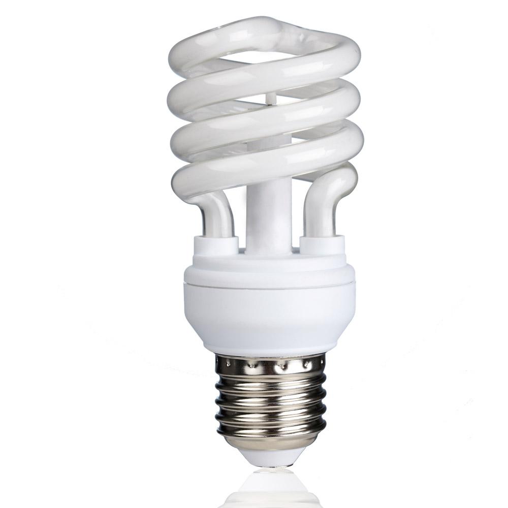 Platinium Ionizační žárovka E27, 12W, studená bílá