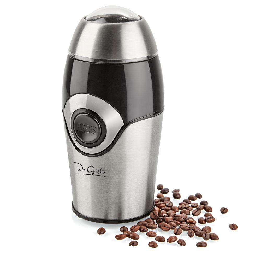 De Gusto Elektrický kávomlýnek R12