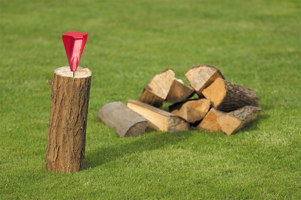 Profi Tools Čtyřramenný klín na dřevo