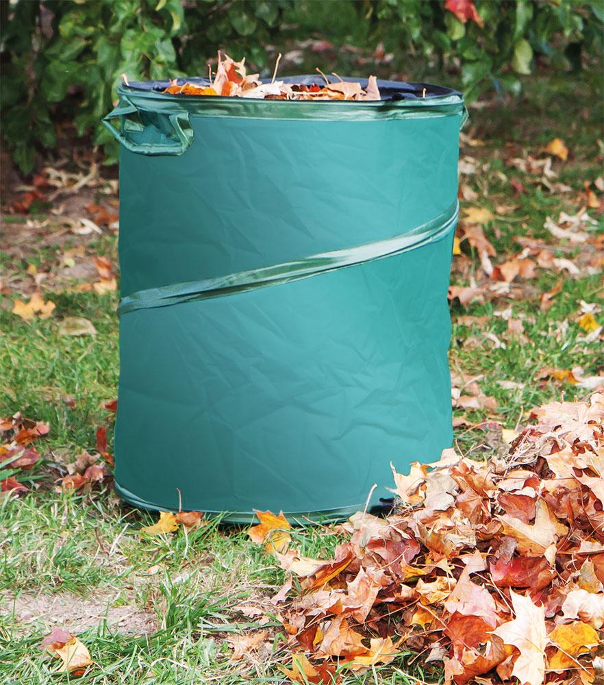 Garden King Skládací koš na listí a zahradní odpad 170 litrů