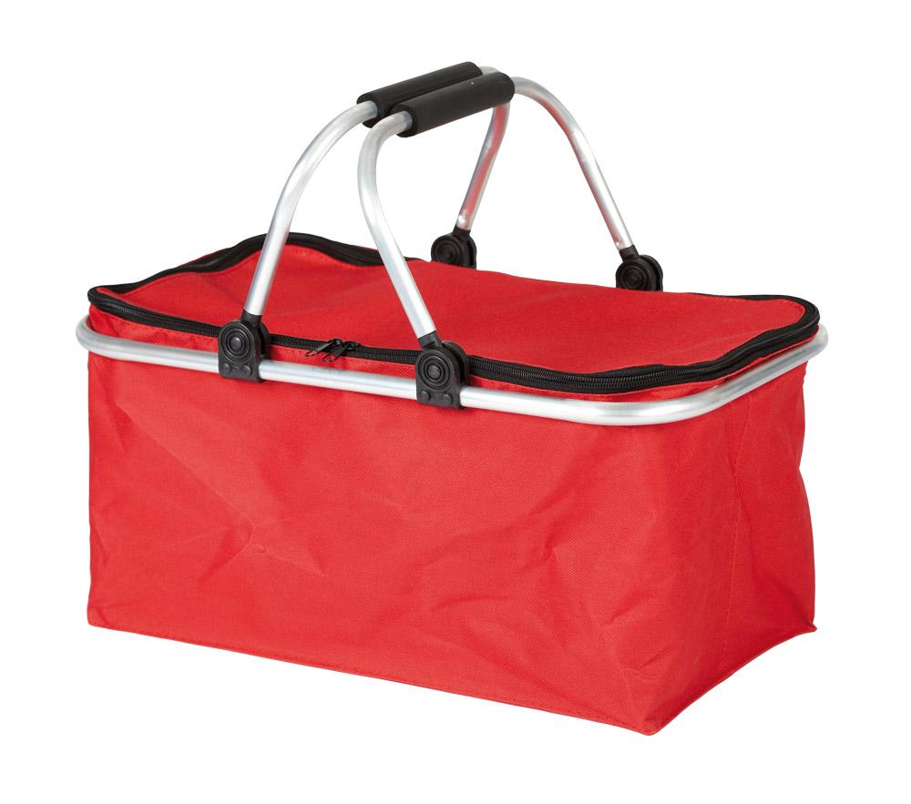 HomeLife Nákupní košík skládací s víkem