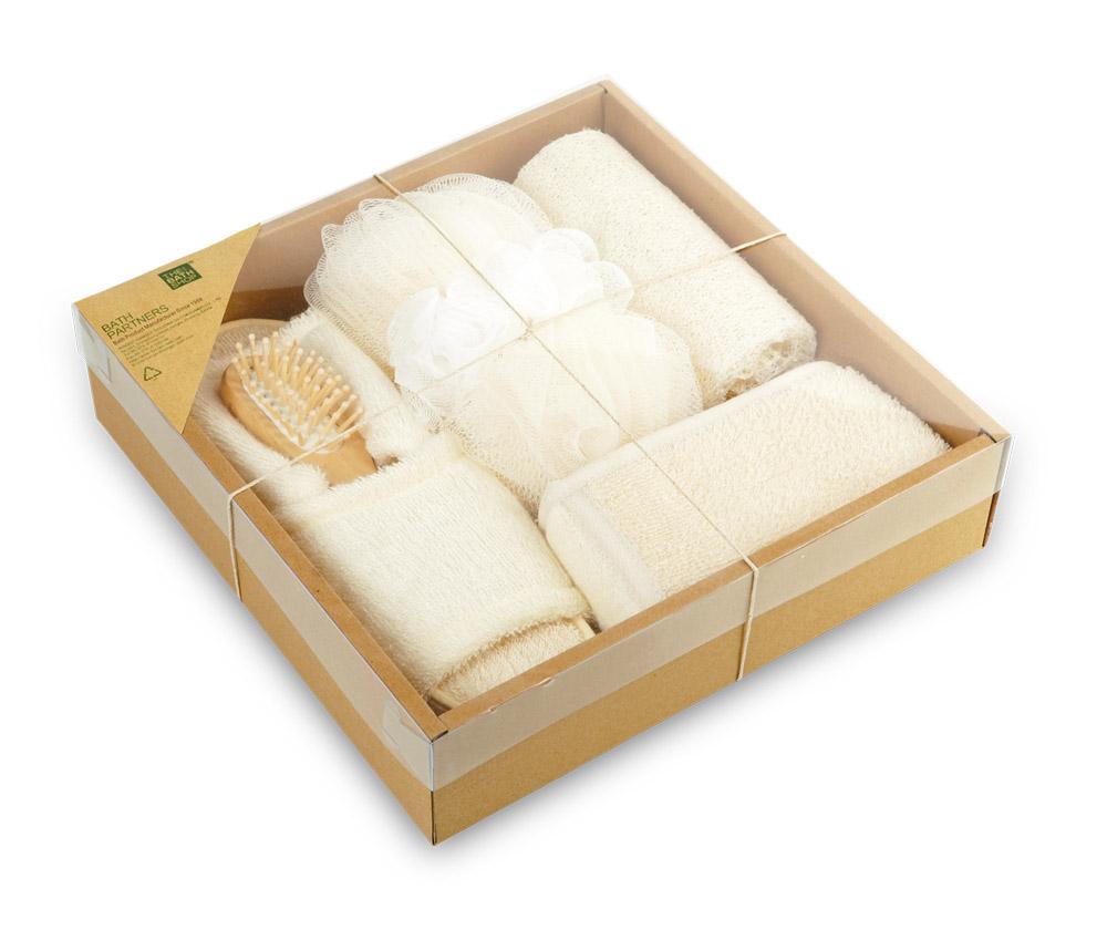HomeLife Koupelnový dárkový set Comfort