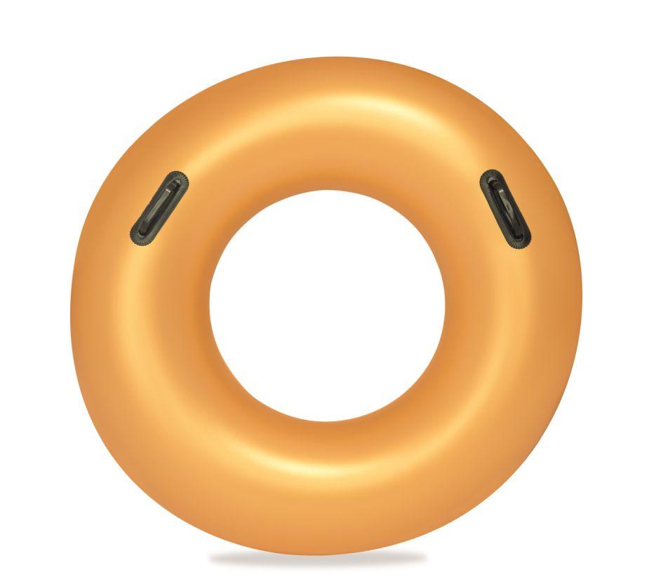 Bestway 36127 Nafukovací kruh Gold