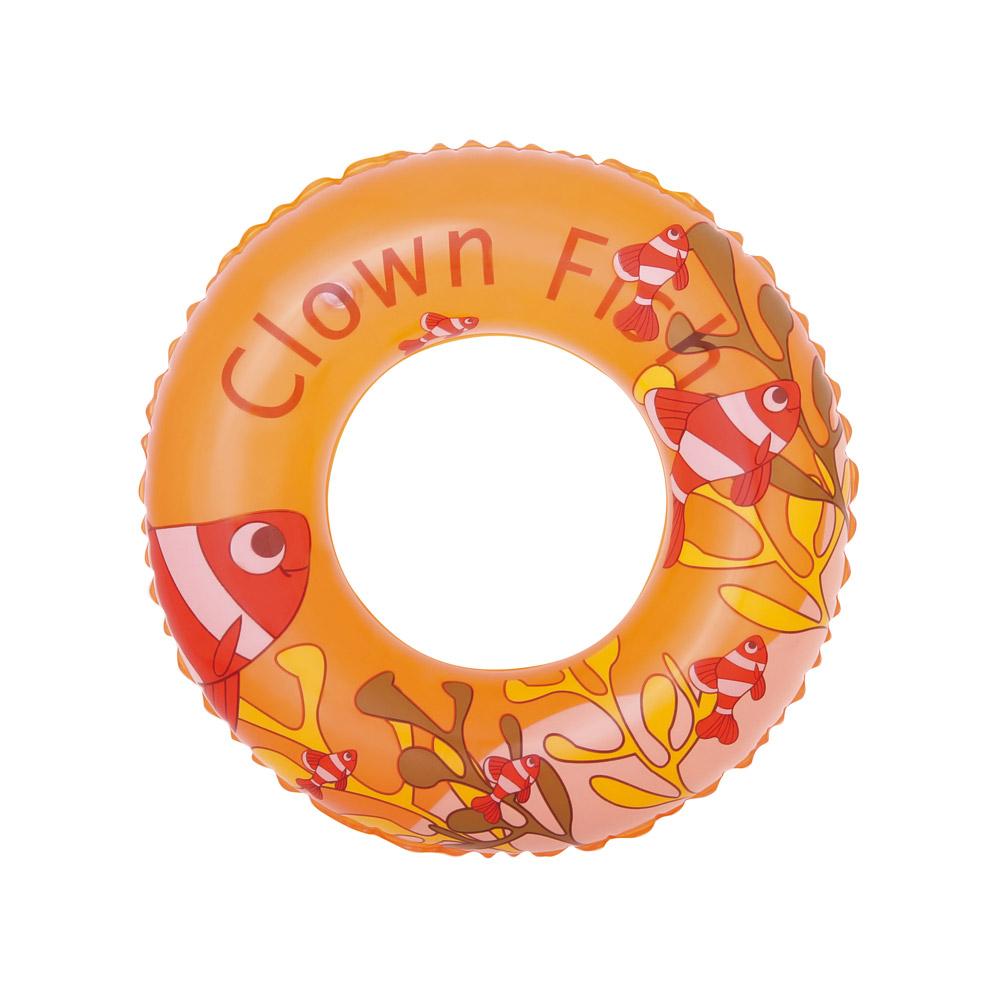 Bestway Dětský nafukovací kruh Sea 51 cm