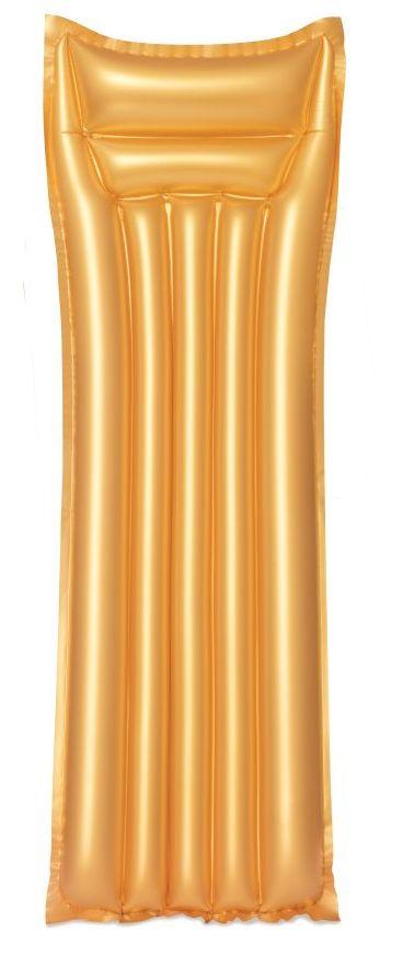 Bestway 44044 Nafukovací lehátko Gold 183 x 69 cm