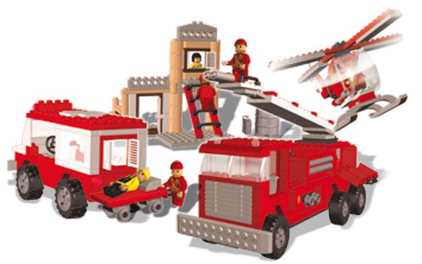 Kids World Logická stavebnice LOGIS - 500 dílků