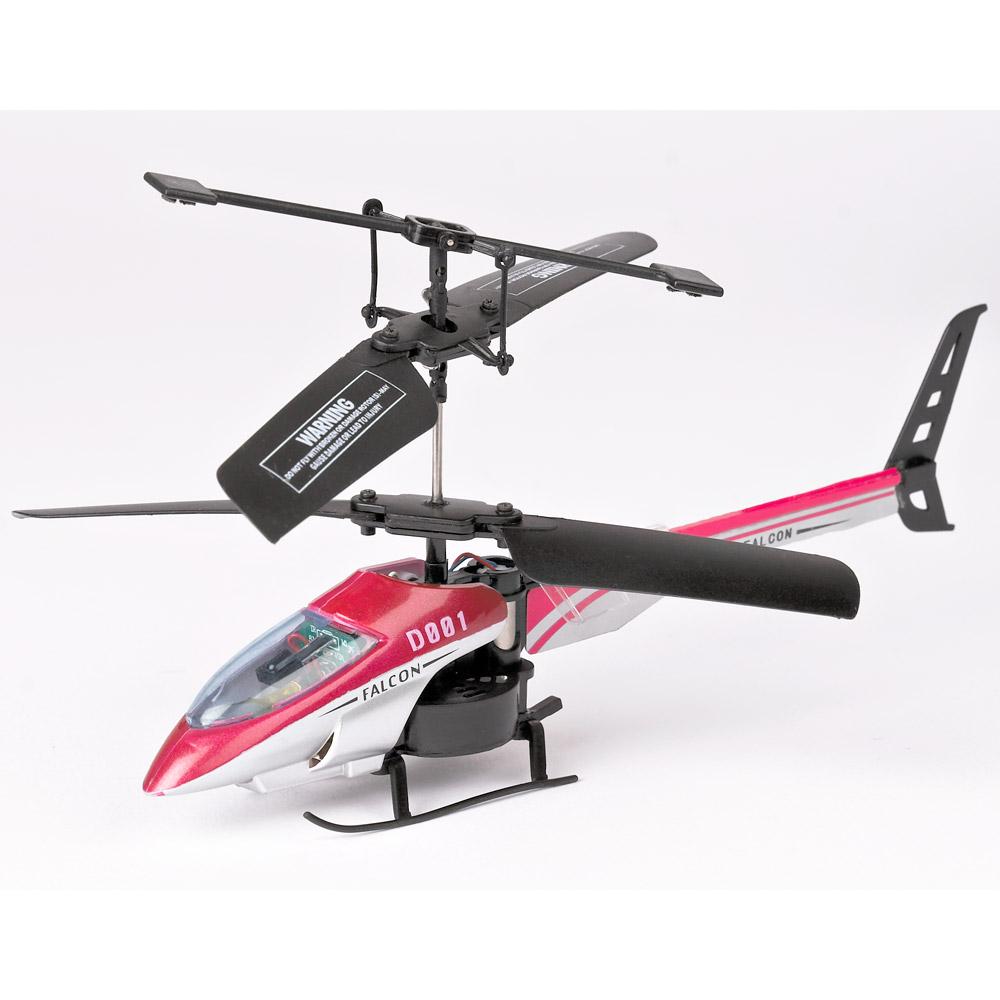 Mini vrtulník s bojovou funkcí