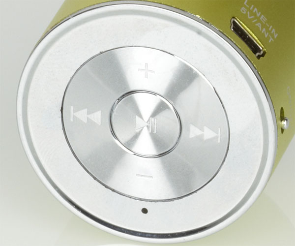 Platinium MP3 Speaker & FM Rádio