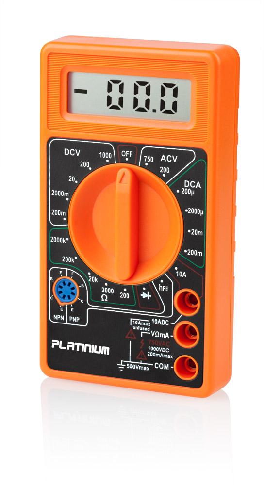 Platinium Digitální multimetr PROFI DT830B
