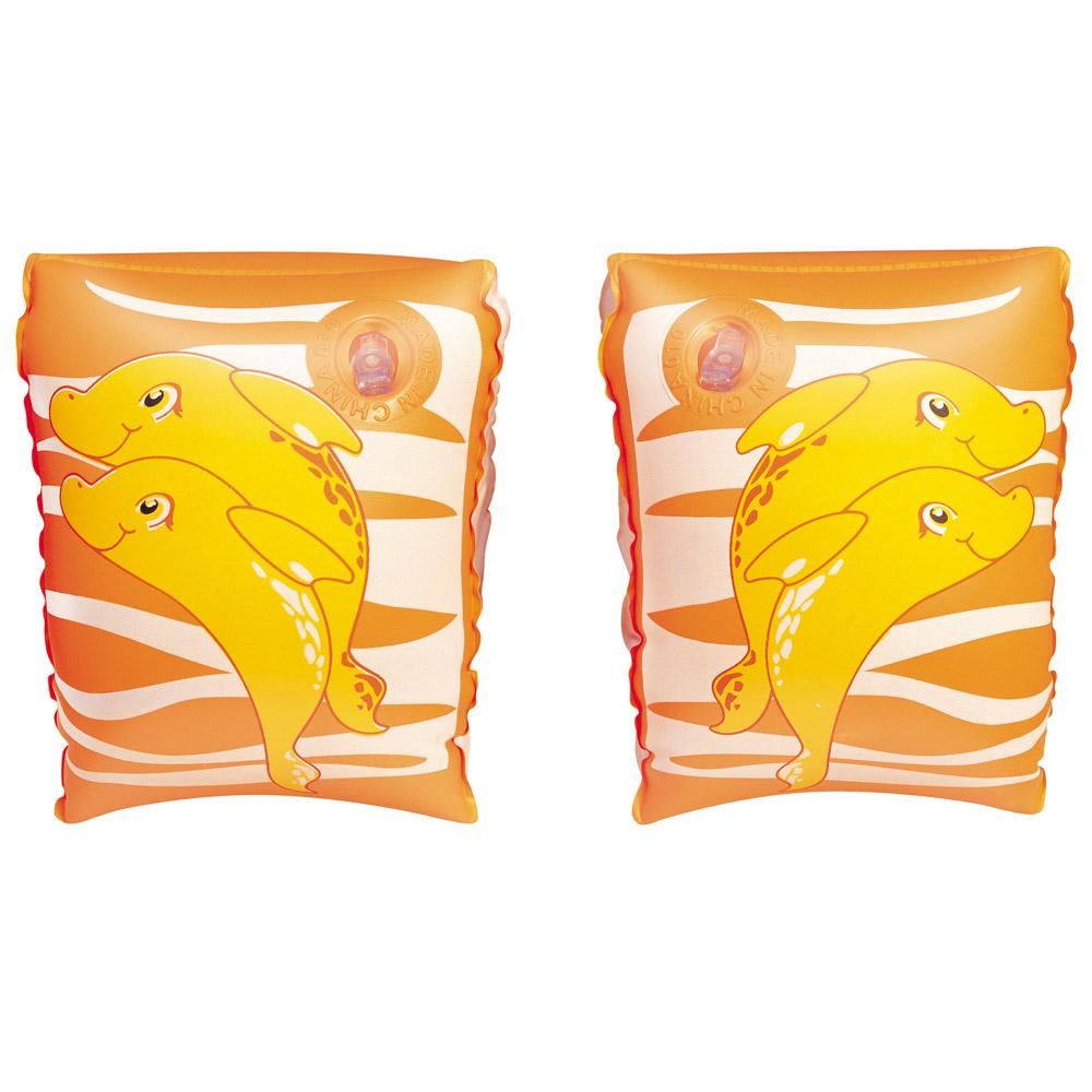 Bestway Nafukovací rukávky delfín 23x15 cm