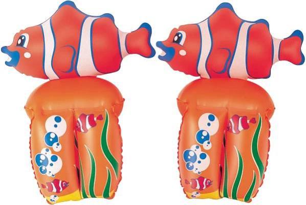 Bestway 32095 Nafukovací rukávky Little Fish 23 x 15 cm