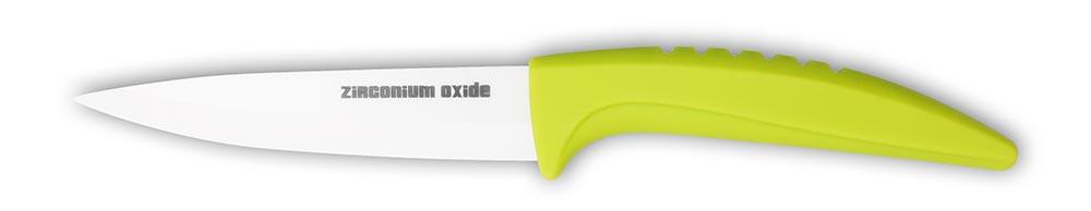 De Gusto Keramický nůž Lime Green universal 10,5 cm