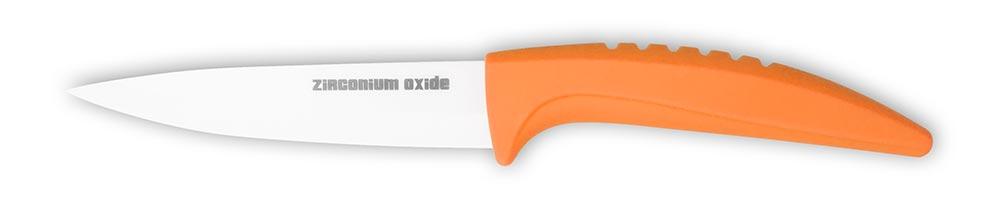 De Gusto Keramický nůž Orange universal 10,5 cm