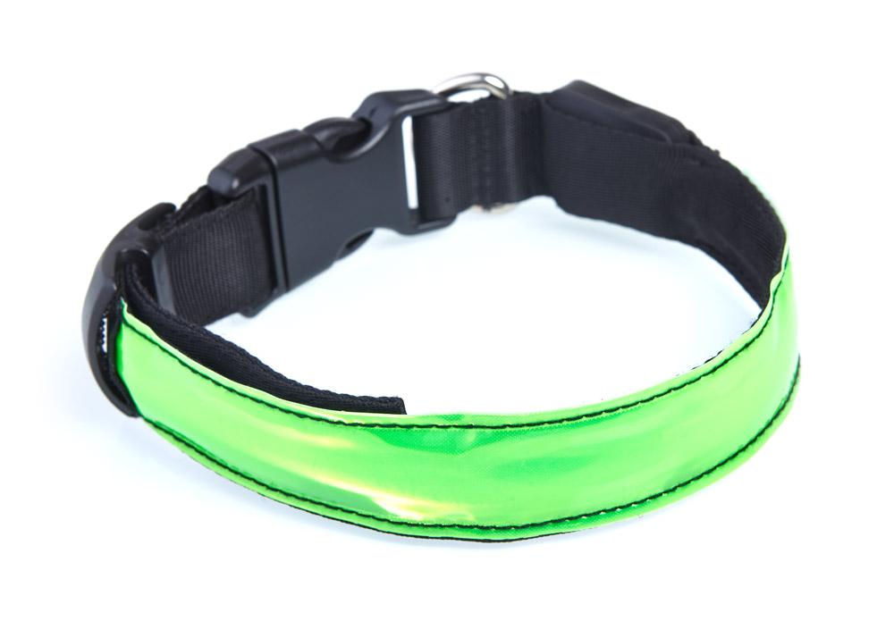 ProPet Reflexní LED obojek pro psy 9413f2259e