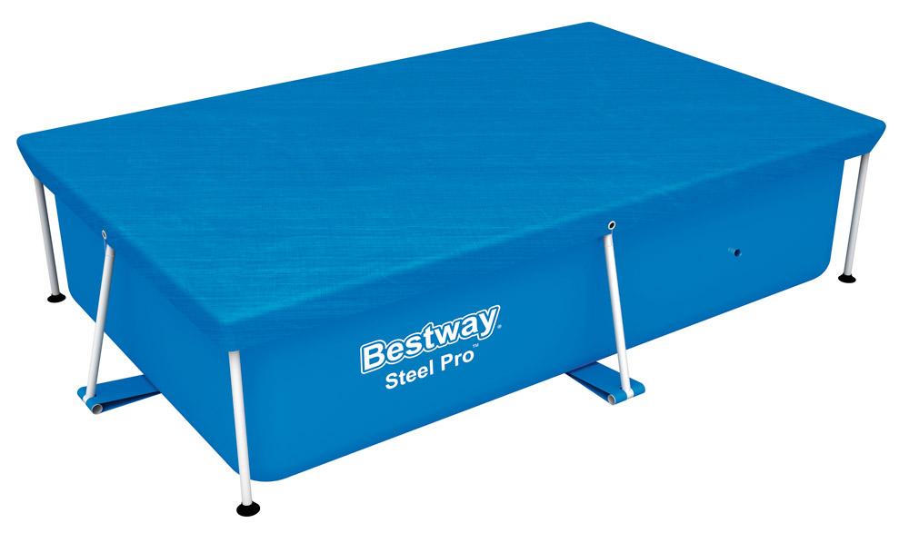 Bestway Krycí plachta na bazén Splash 239 x 150 cm