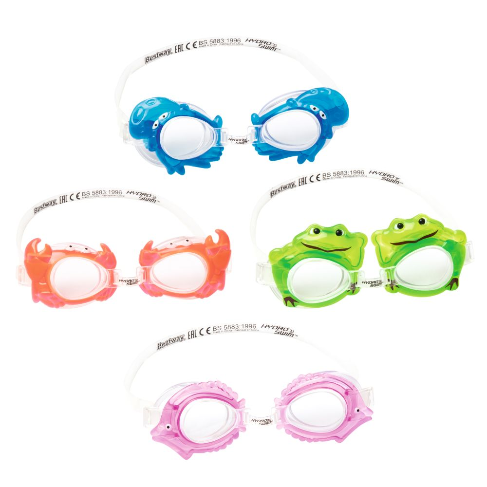 Bestway 21047 Plavecké brýle Character modrá