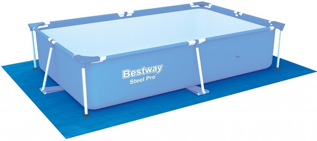 Bestway 58100 Podložka pod bazén 2,95 x 2,06 m