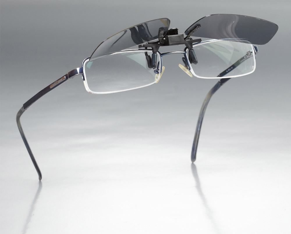 Tom Martin Polarizační klip TM01 na dioptrické brýle