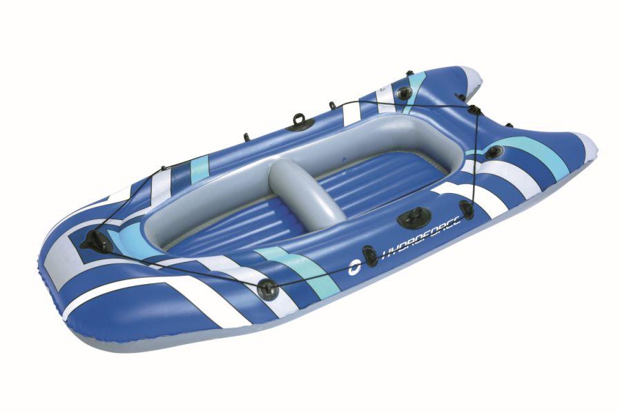 Bestway 65060 Nafukovací raft X2 - 255 x 110 cm, modrý