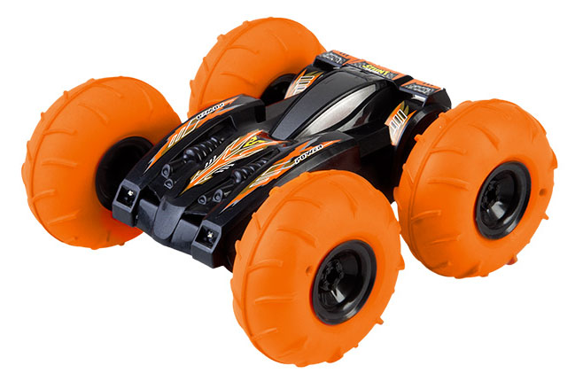 Kids World TORNADO RC stunt car 4x4 40 MHz