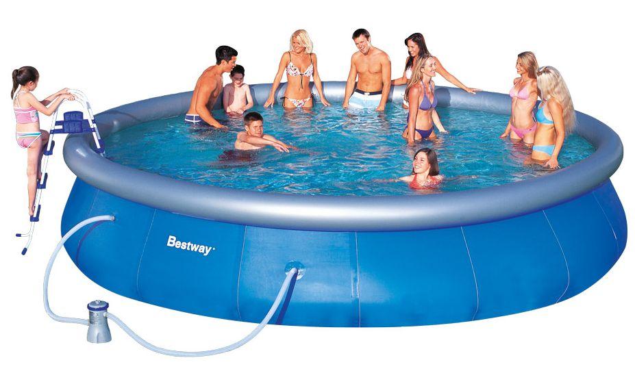 Bestway Bazén Fast Set 5,49 x 1,07 m - 57227