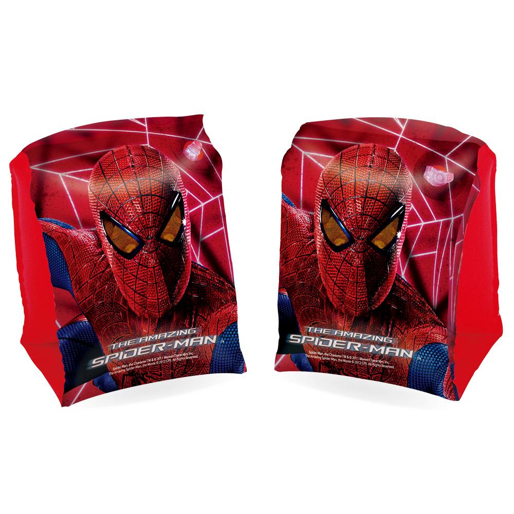 Bestway Nafukovací kruh 98003 Spiderman